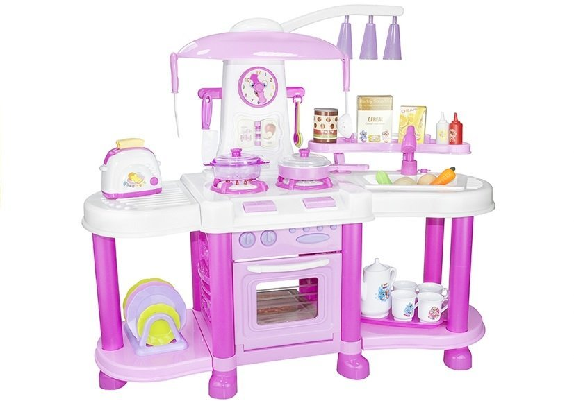 Big Play Kitchen Lights & Sounds + Running Water | Toys ...