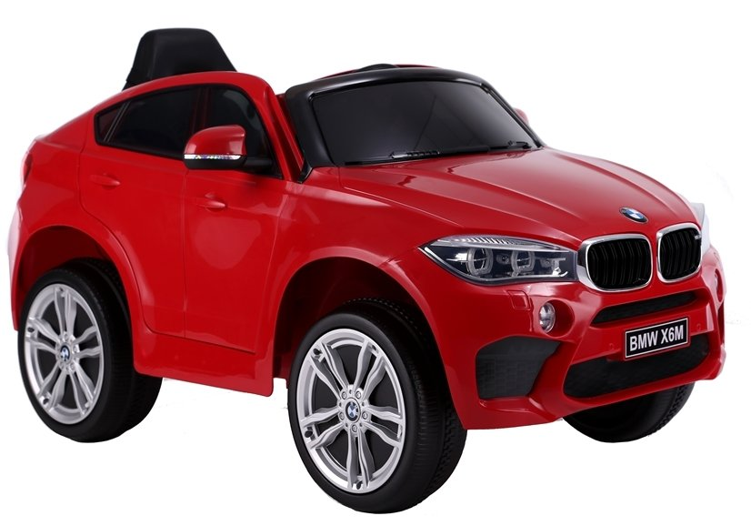 Bmw X6 Red Electric Ride On Electric Ride On Vehicles