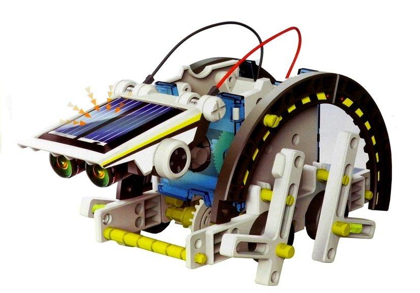 Creative Set Solar Robot 13in1 | Toys \ Creative toys Toys ...
