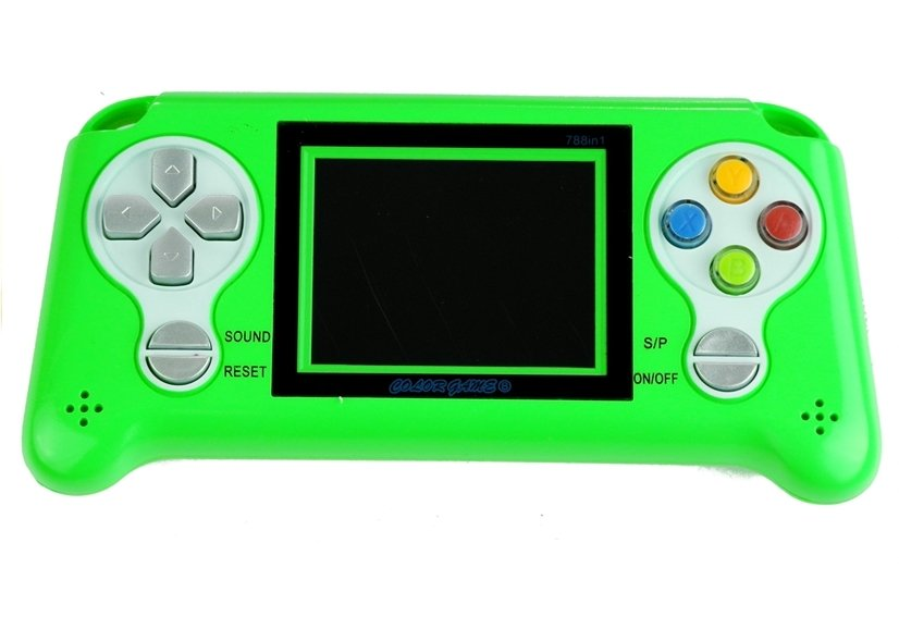 Portable Exhibition Games : Portable game in colourful lcd display toys games