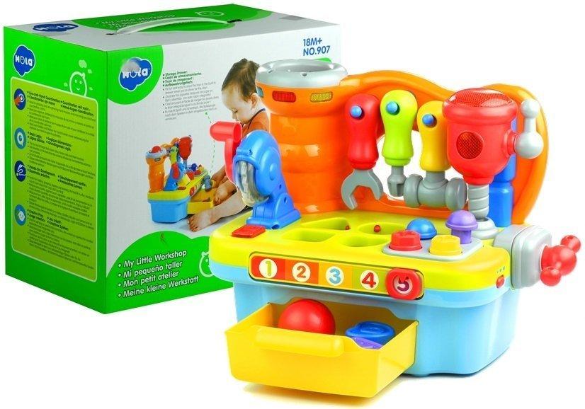Interactive Educational Toy Multifunctional Workbench ...