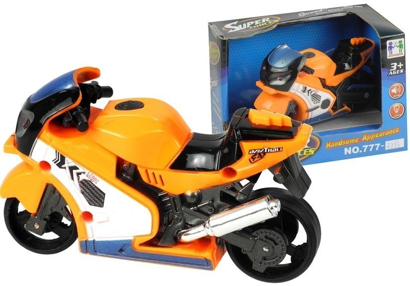 motorcycle toy motorbike battery lights powered sounds toys 1955 motorcycles