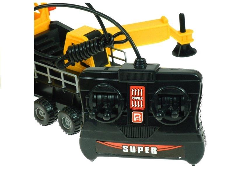 RC Set Big Building Crane Vehicles Accessories | Toys \ R/C vehicles |