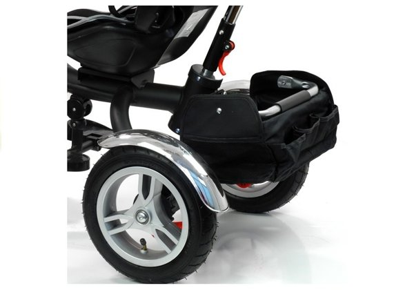 Tricycle Bike PRO500 - Silver