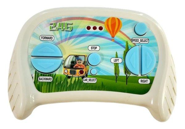 2.4G Remote Control for ZP1005 Electric Ride-On