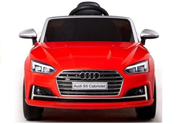 Audi S5 NEW Red - Electric Ride On Vehicle