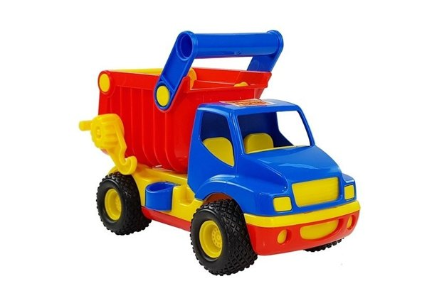 Auto ConsTruck car - dump truck (in the net)