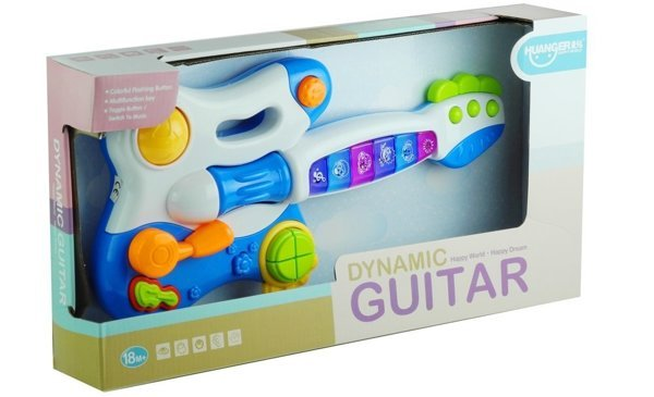 Baby Toddler Interactive Toy BABY GUITAR