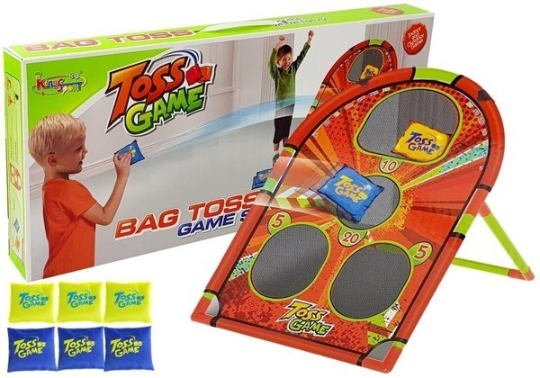 Bag Toss Game for whole Family Adjustable High