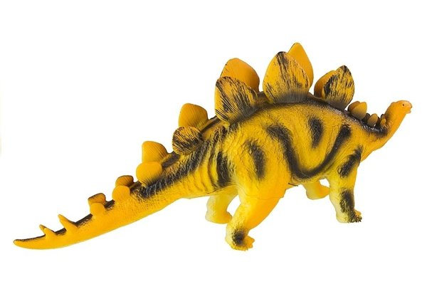 Battery Powered Dinosaur Stegosaurus 40cm