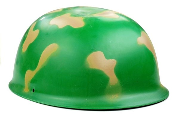 Big Military Toys Set Tank Helmet 17 pcs