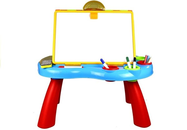 Double Blackboard Standing board with accessories