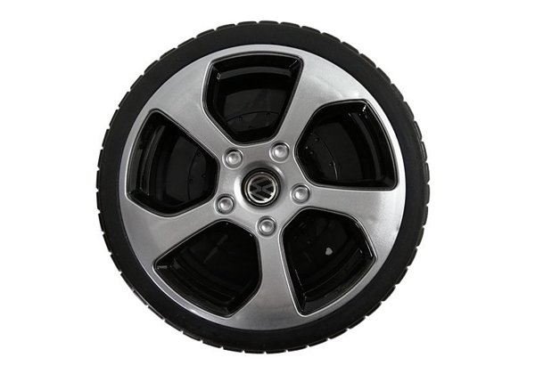 EVA Wheel for Electric Ride-On Car Volkswagen Golf