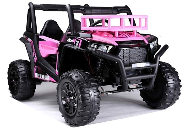 Electric Ride-On Buggy JS360 Rose