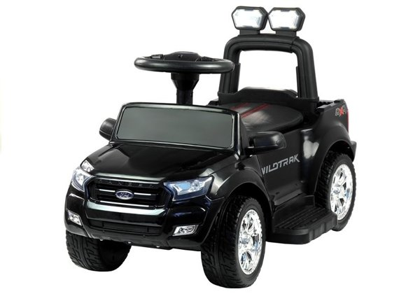 Ford Ranger Wildtrak Black - with Parent Handle