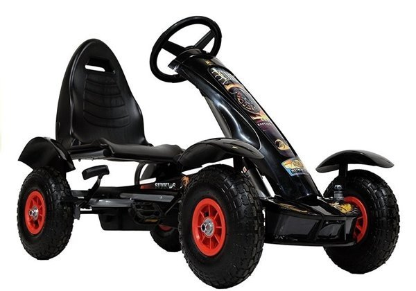 GM18 GO KART Black