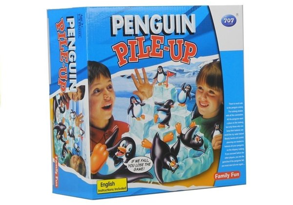 Game Climbing Penguins