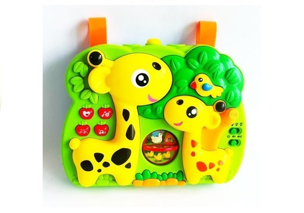 Giraffe 2in1 Projector - Bed Pendant for Baby