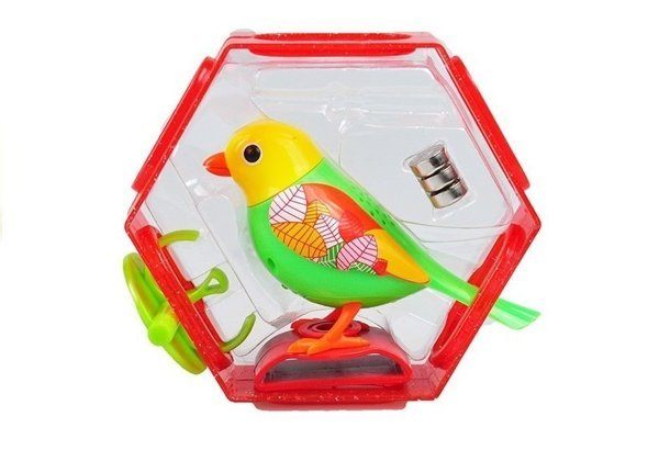 Interactive Singing Birds Moving Whistle So It'll Sing 20 Songs