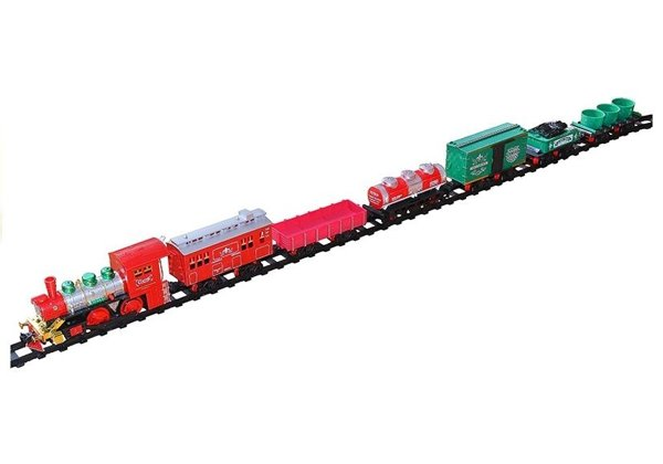 Kids Childrens Train Set 430cm Railtracks