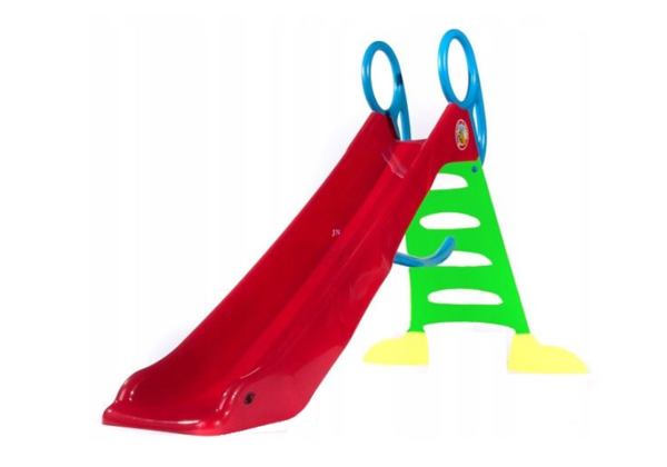 Large Garden Slide 2085 for Children 200cm with water shower