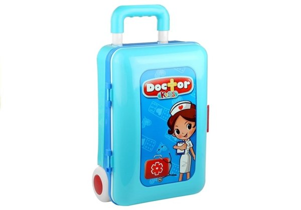 Medical Suitcase Table First Aid kit Accessories 2 in 1