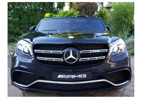 Mercedes GLS63 Black - Electric Ride On Car