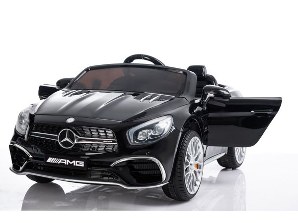 Mercedes SL65 MP4 Black Painted - Electric Ride On Car
