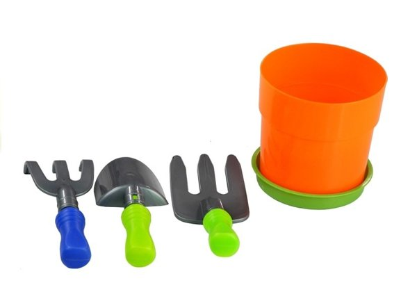 Mowel Set + Gardening Accessories