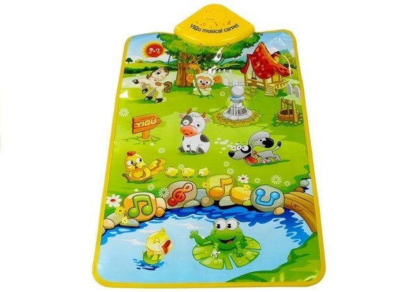 Music Carpet - Educational Mat for Children