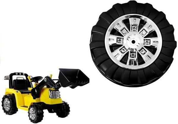 Front Wheel for Tractor ZP1005 Electric Ride On Vehicle