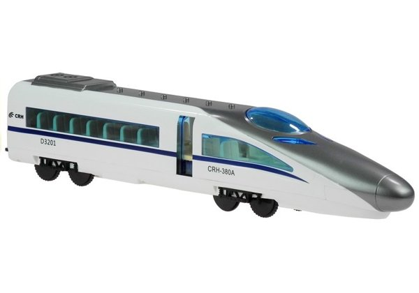 Remote controlled train - pendolino (2,4G pilot remote controlled)