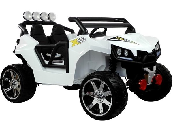 Ride on Car KL2988 White
