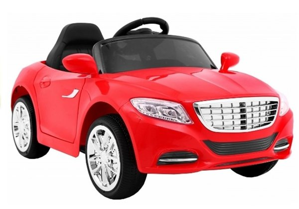 S2288 Red - Electric Ride On Car
