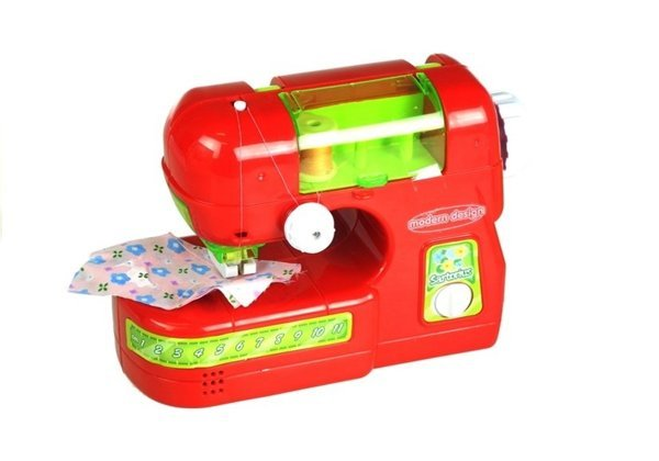 Sewing Machine for kids - with accessories TOP