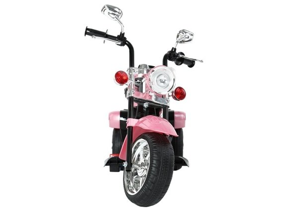 TR1501 Electric Ride-On Motorbike Pink