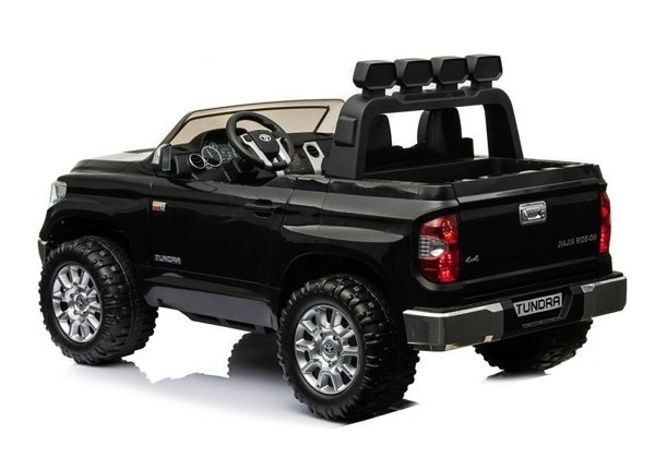 Toyota Tundra 2.4G Electric Ride On Vehicle - Black