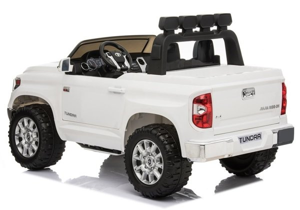 Toyota Tundra White - Electric Ride On Vehicle