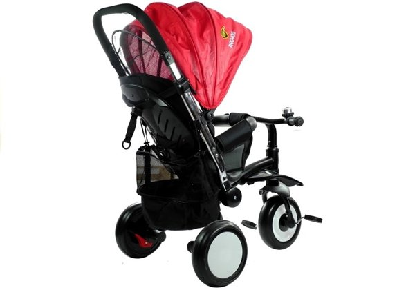 Tricycle Bike PRO400 - Red