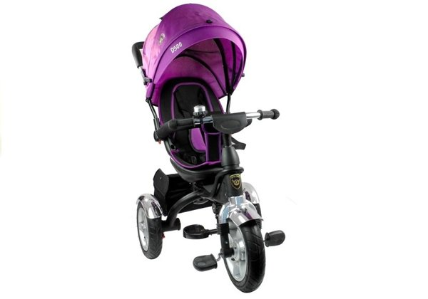 Tricycle Bike PRO500 - Violet