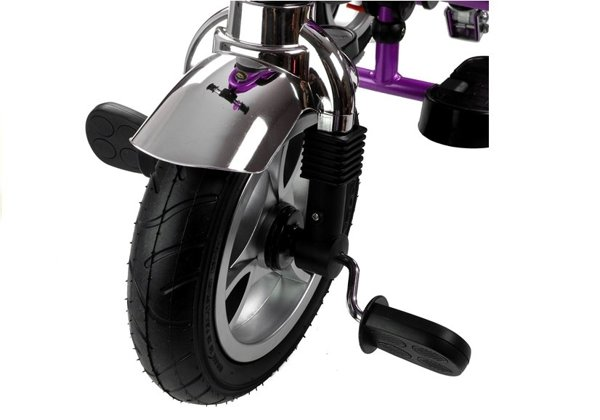 Tricycle Bike PRO600 - Violet