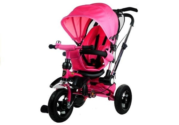 Tricycle Bike PRO700 - Pink