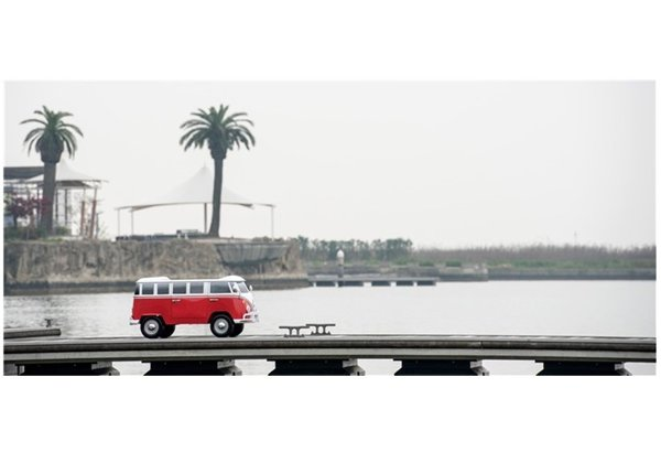 Volkswagen T1 - Electric Ride On