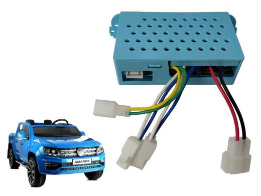 Central Module for Electric Ride On Car Volkswagen VW Amarok DMD-298
