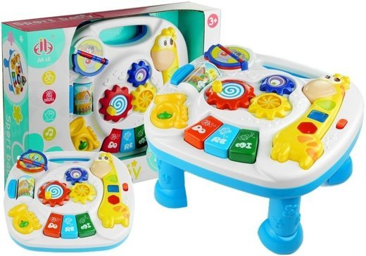 Childrens Educational 2in1 Table & Panel
