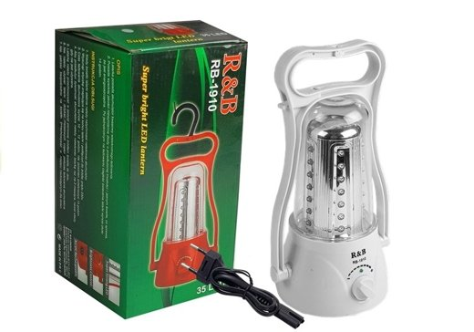 Flashlight RB-1910 35 LED Lantern