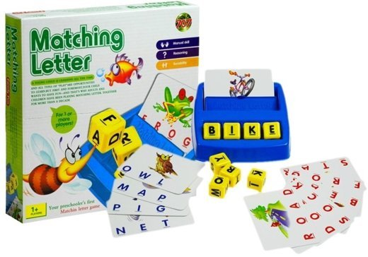Matching Letter - English Alphabet Educational Game for Children