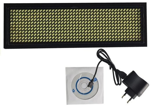 Mini LED Sign