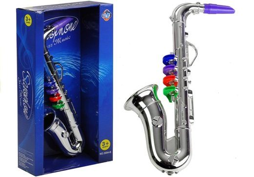 Music Toy Instruments Saxophone 2 Colours