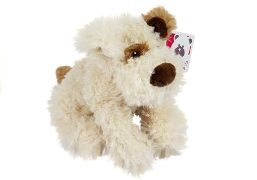 Plush Toy Soft Puppy Pinto Spotted 307/1